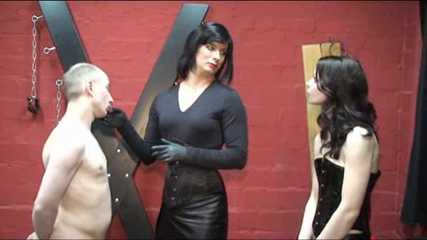 BDSM-guidebook: Slapping