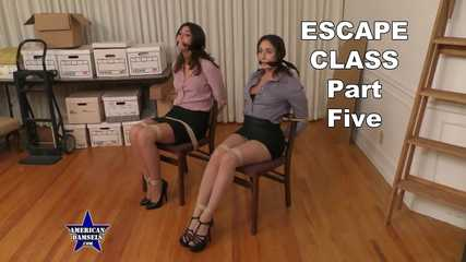 Escape Class  - Part Five - Lola Pearl - Christiana Cinn