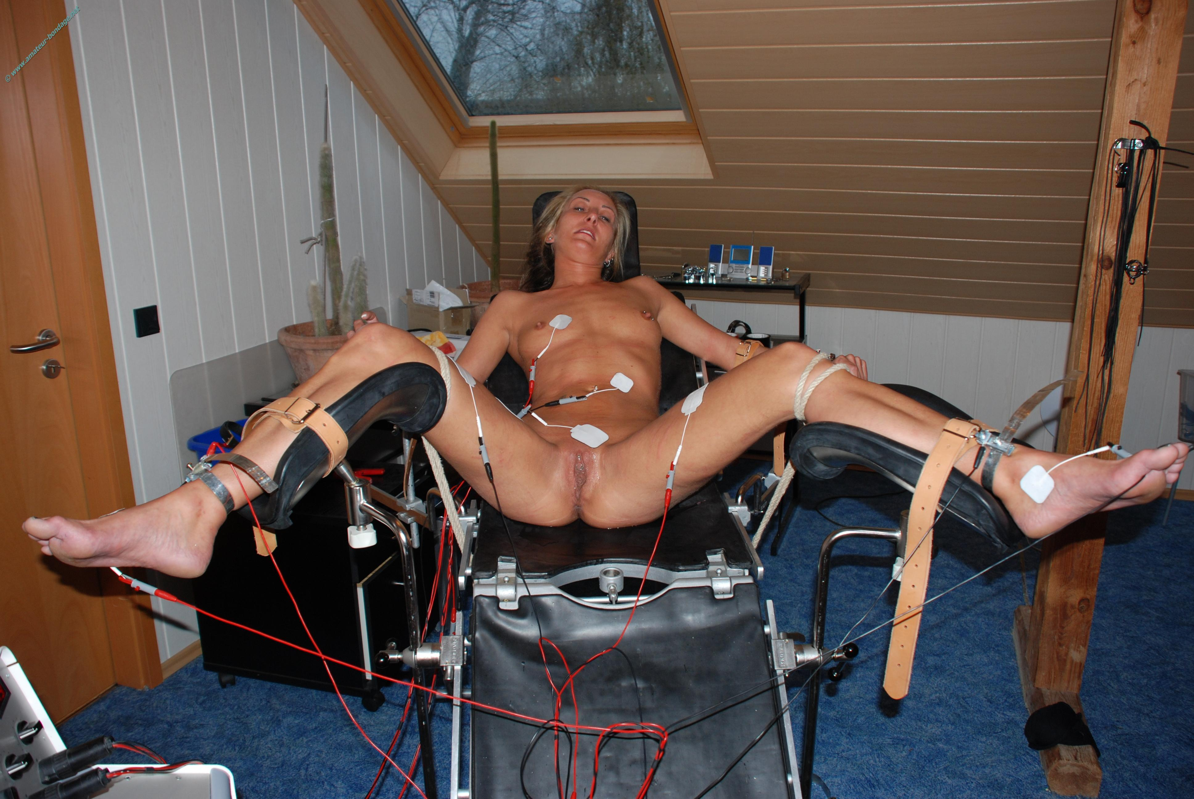 Порно видео электрический стул — img 1