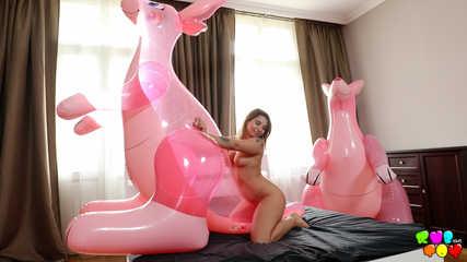 626 Bonus clip with Amy Red
