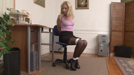 Office-Bound in Heels - Odette Delacroix
