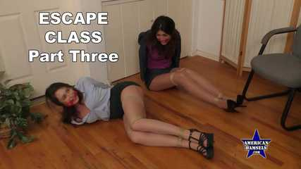 Escape Class - Part Three - Christiana Cinn - Lola Pearl