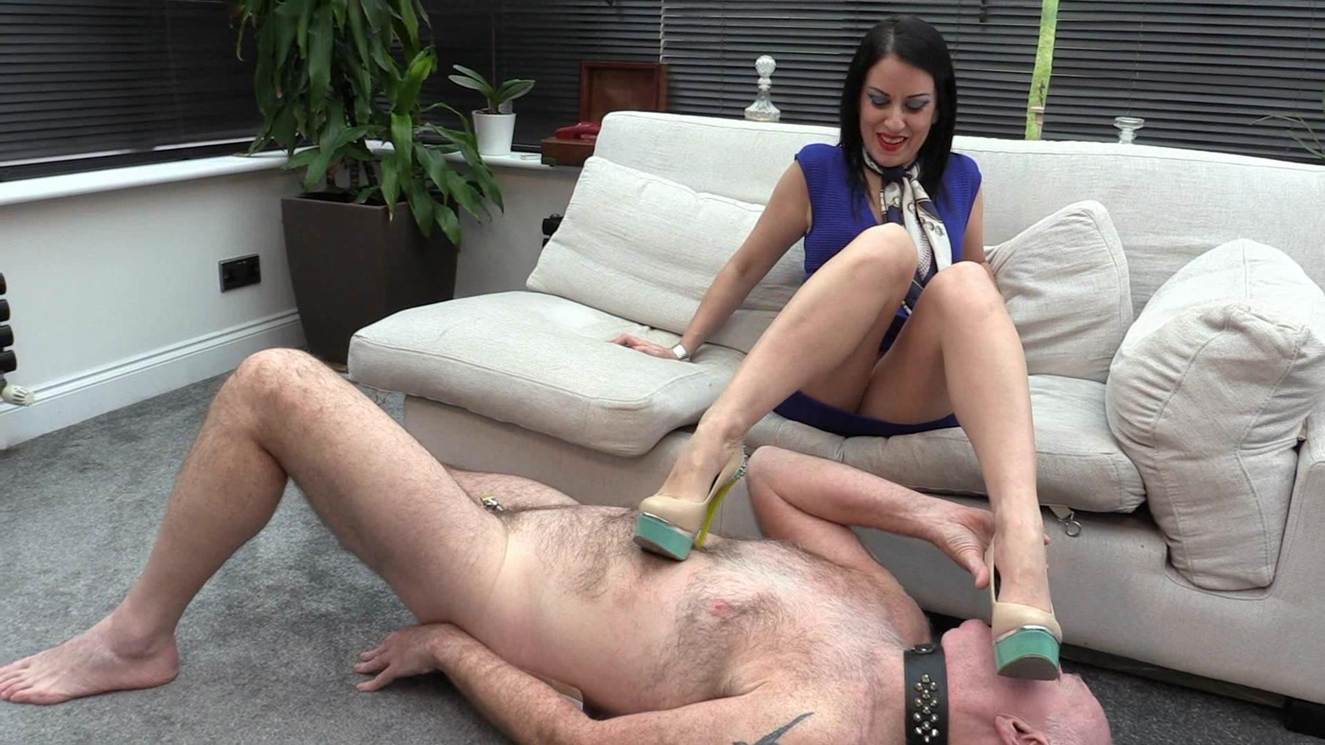 Wild hardcore huge cock anal insertion