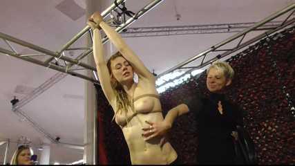 BDSM Play with Muriel LaRoja