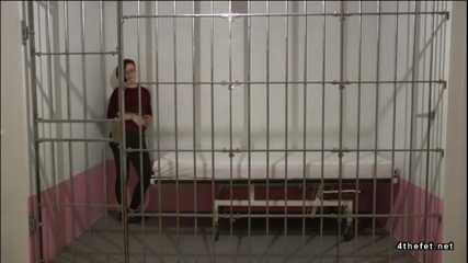 Tied up and restrained for 24 hours in a prison cell Part 1