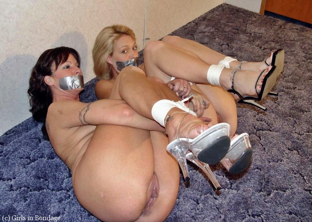 Girls naked tied up-4787