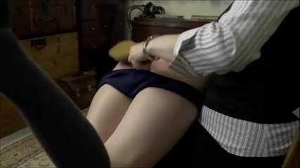 Brush spanking (credits to wellsmackedseat.com)