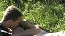 Kim & Victor outdoor Fun 6
