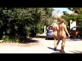 Mallorca - Nude walk hand in hand 7
