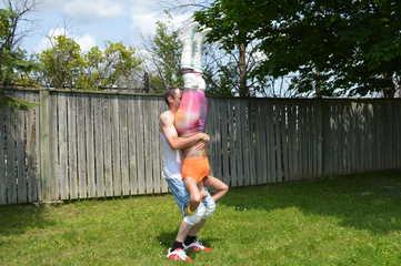Chris vs Paige Maledom Piledriver Photoset