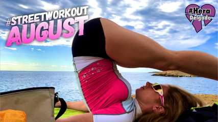 Mission Tone Up: #August