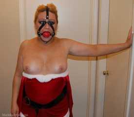 Santa's Fetish Helper
