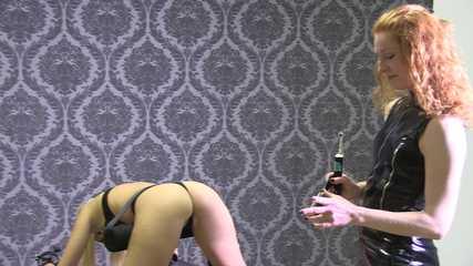 Bonus clip for the tickle torture for Sub Serena