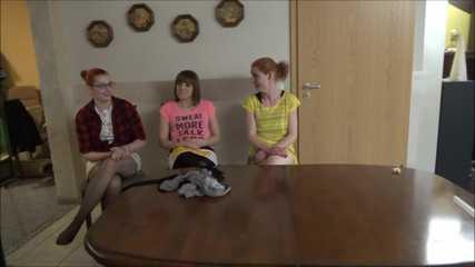 Saskia, Susan and Zora - Tickling Competition 3 Part 1 of 3