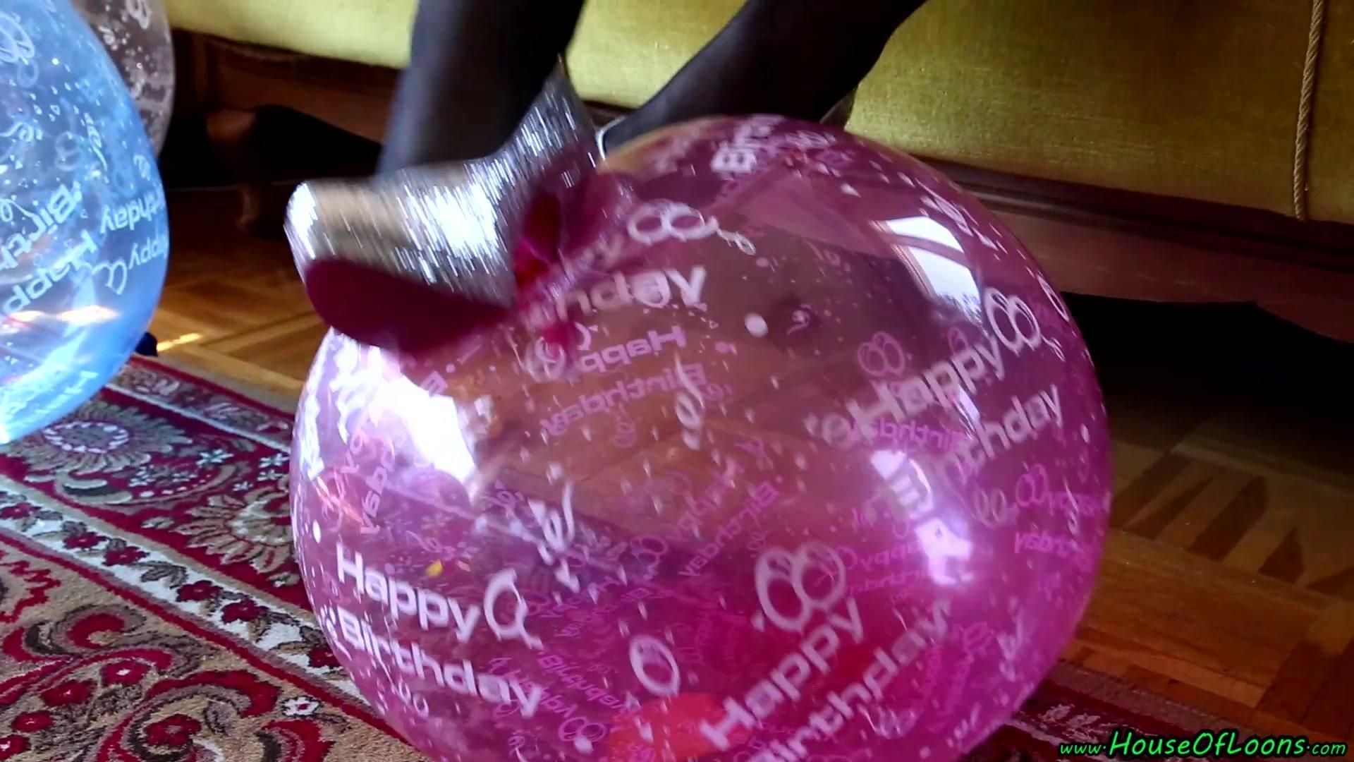 Luftballonfetisch