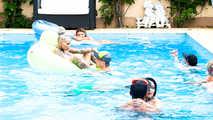 GB S01E08 - Pool Orgy With Kitty Core, Lana Vegas, Rosalina Love & More (Part 1) 6