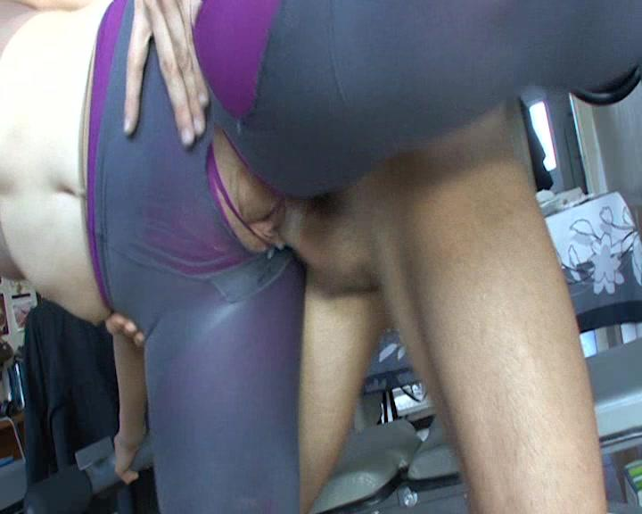 Multiple pantyhose layers video