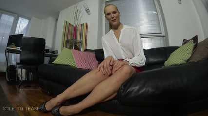 Joceline In 'Aroused By My Heels'