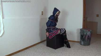 ballet boot girl