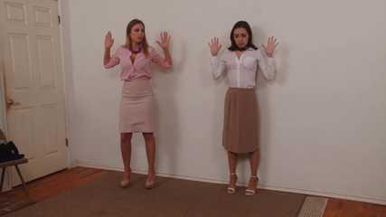 Office-Bound Ladies - Part Four - Britney Amber, Jenna Sativa, Arielle Lane