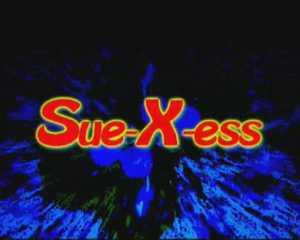 Jill Diamond & Sue-X-ess, Slave-Destruction, part4: facesitting and spitting
