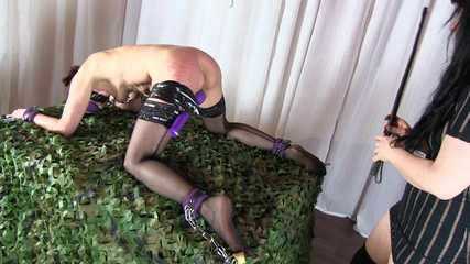 Lisanne - extreme whipping