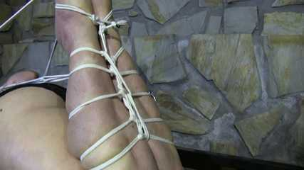 Dungeon Hogtie for Minuit