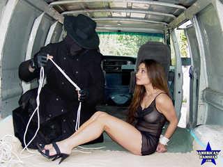 Photoset - Aubrey's Dark Captor - Aubrey Taylor