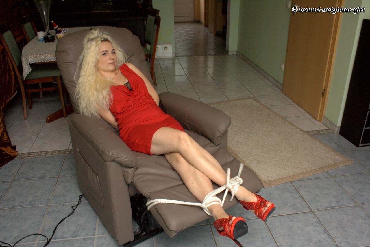 Are not hogtied spread blonde gets fingered