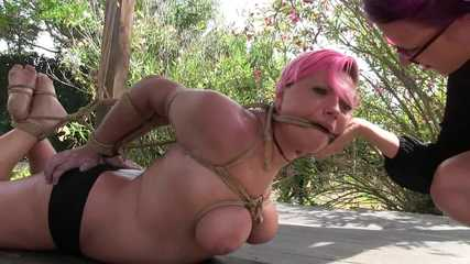 Xtreme Outdoor Chicken Wing Hogtie for Nova Pink