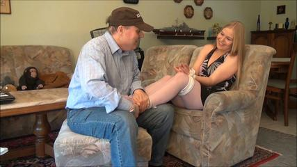 Michelle - Rented tickling part 2 of 6