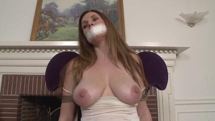 ChairTie Orgasm for Jamie Lynn