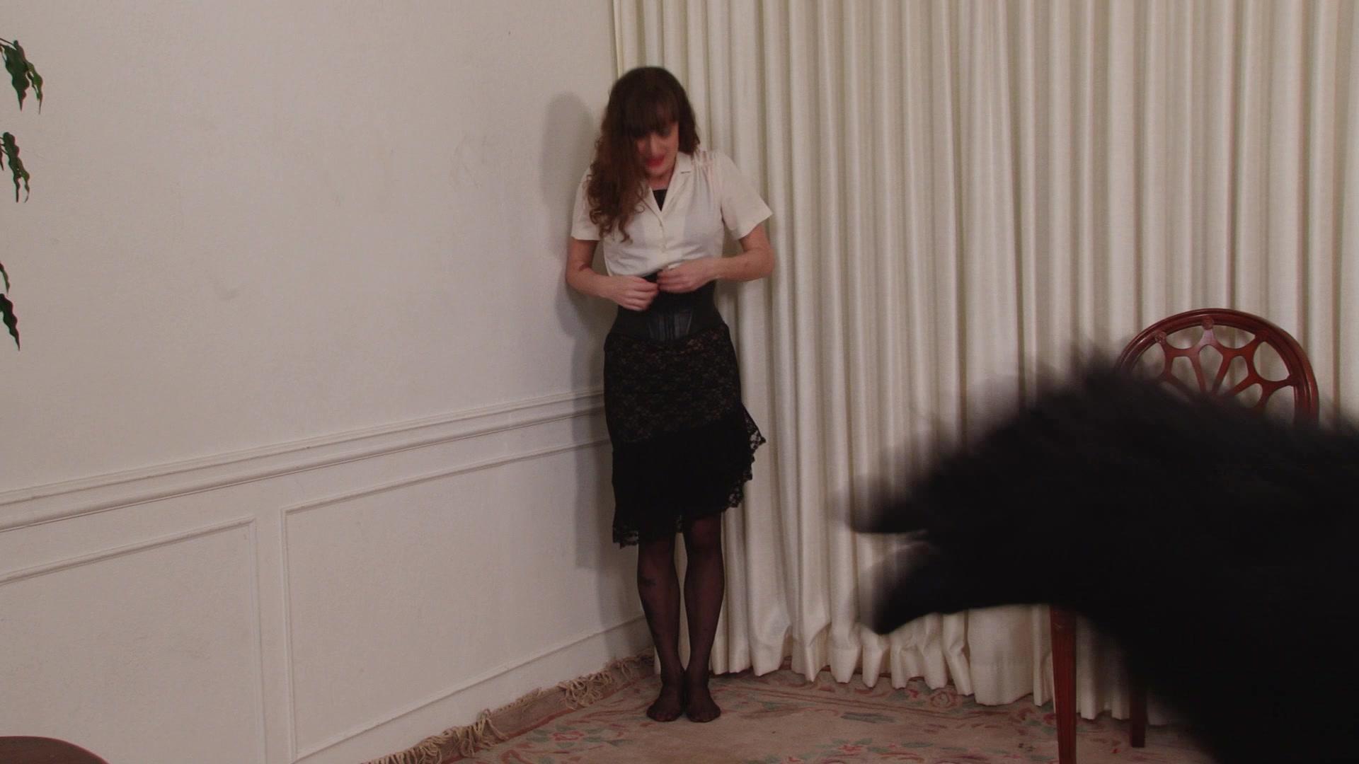 Stripped And Shamed Damsel Vs Gorilla Miss Lauren