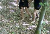 ab-137 Barefoot in the forest (3) 0