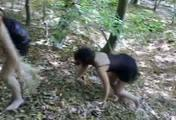 ab-137 Barefoot in the forest (3) 10