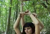 ab-137 Barefoot in the forest (3) 4