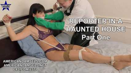 Reporter In A Haunted House - Part One - Alana Cruise