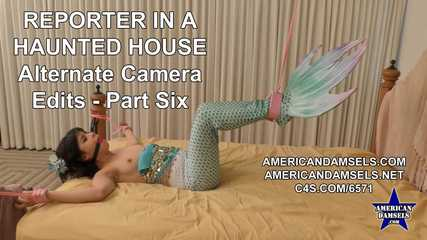 Reporter In A Haunted House - Alternate Camera Edits - Part Six - Penelope Reed