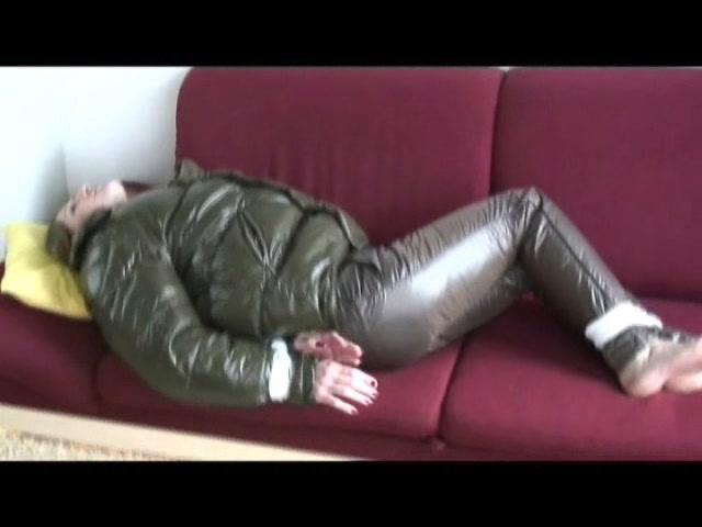 Fetish rubber tranny transvestit tv