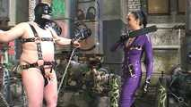 The Baroness - Punishment for a Peeping Tom  0