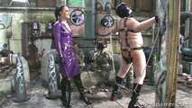 The Baroness - Punishment for a Peeping Tom  1
