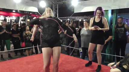 BoundCon XIV Escape Challenge Stage - The Linked Berlin Hairtie Superchallenge