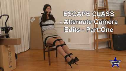 Escape Class -  Alternate Camera Edits - Part One - Lola Pearl