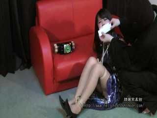 Miho Tohno - Spy Girl in China Dress Bound and Gagged - Chapter 2