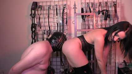Lady Bellatrix's Ass Worship Chastity (full) HD mp4