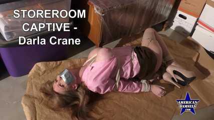 Storeroom Captive - Darla Crane
