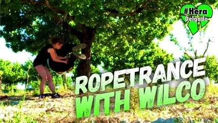 #RopeTrance with Wilco