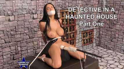 Detective In A Haunted House - Part One - Victoria June
