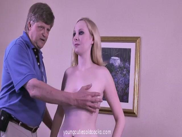 Kiki munroe anal training by an older guy - 1 part 2