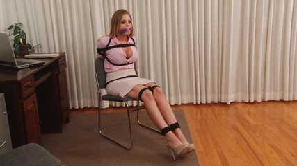 Office-Bound Ladies - Special Abridged Edit - Part One - Britney Amber